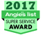 Angie�s List Super Service Award